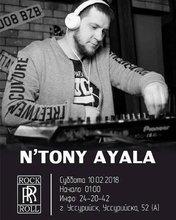 N`tony Ayala