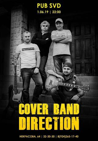 Cover Band Direction