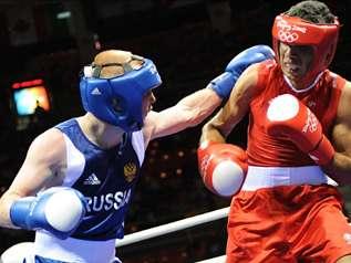 Первенство УГО по боксу
