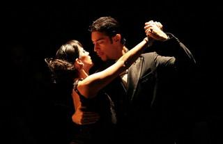 Клуб аргентинского танго «Шаги»