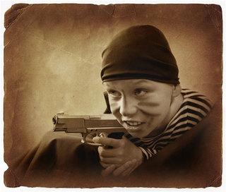 «Играют мальчики в войны»