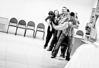 Флирт-вечеринка для одиноких мужчин и женщин от 30 до 45 лет прошла в  ДК «Юность»