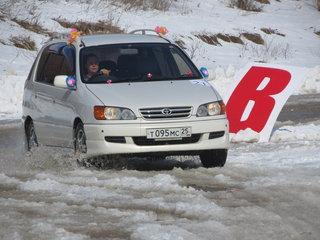 Выезд на лед разрешен!