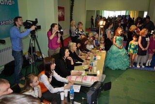 Отборочный тур «Мисс Приморье» прошел в Уссурийске