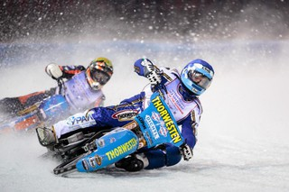 Открытое Первенство УГО по мотоциклетным гонкам на льду