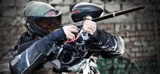 Военно-патриотическая  спортивно-сценарная игра по пейнтболу