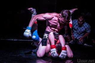 Бойцовский турнир All Fighters прошел в Уссурийске