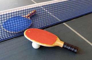 Открытый турнир УГО по настольному теннису