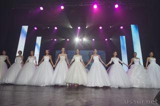 Самых красивых девушек края выбрали на конкурсе Мисс Приморье 2017