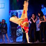 На сцене ЦКД «Искра» прошел 2-й открытый фестиваль молодежных субкультур Urban bitrate