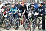 Любители велоспорта сразились за кубок Радужного