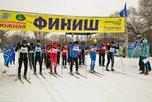Соревнования по лыжным гонкам прошли в Уссурийске