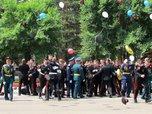 Суворовское училище в Уссурийске простилось с выпускниками