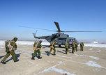 Бойцы ВДВ провели учения в Приморье