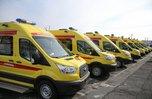 Новые машины скорой помощи получит Приморье