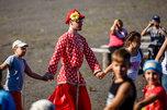 27 августа в русском парке «Изумрудная Долина» состоялся фестиваль «Великая Русь»