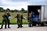 Военнослужащие 5 Армии продолжают помогать жителям Уссурийского городского округа