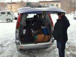 В Уссурийске прошла благотворительная акция «Социальный автобус»