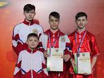 Приморские спортсмены стали призерами Первенства России