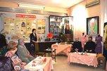 В «Уссурийском музее» прошла презентация проекта «Истории за чашкой чая»