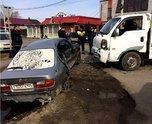 Невнимательная женщина стала причиной серьезной аварии в Уссурийске