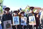 Более 10000 уссурийцев приняли участие в шествии Бессмертного полка