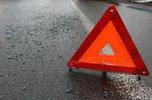 В Уссурийске водитель Кресты снес знак на перекрестке, а потом ловко избавился от улик
