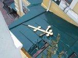 Сильным ветром сорвало крест с одного из храмов Уссурийска