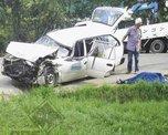 Женщина погибла в ДТП в Уссурийске
