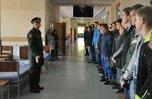 Более шестисот учащихся школ и ссузов посетили сегодня войсковые части Уссурийского гарнизона