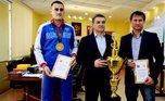 Двукратного чемпиона мира Александра Захарова чествовали в Уссурийске