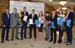 Во Владивостоке прошла церемония чествования уссурийского спортсмена