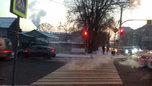 Автоледи сбила школьницу на пешеходном переходе