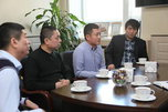 Делегация из Китая посетила Уссурийск с новогодними поздравлениями