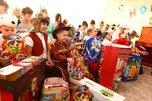 Благотворительная акция «Особенная елка» объединила уссурийцев