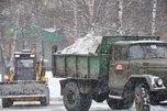 Коммунальные службы Уссурийска продолжают борьбу с выпавшими осадками
