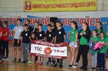 В Уссурийске более 100 ребят приняли участие в соревнованиях дворовых команд