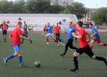 Отборочные игры по футболу на кубок главы администрации проходят в Уссурийске