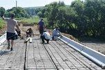 Глава администрации проинспектировал работы по строительству и ремонту мостов в УГО