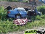 Смертельная авария произошла на трассе в Уссурийске