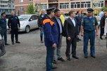 Глава региона Андрей Тарасенко посетил Уссурийск