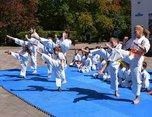 В Уссурийске прошли показательные выступления и мастер-классы различных спортивных федераций