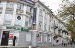 Фасад здания гостиницы по улице Чичерина отремонтируют в течение года