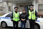 Жительница Уссурийска поблагодарила экипаж ДПС, оказавший ей помощь на дороге