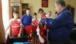 Воспитанники детского дома в Уссурийске готовятся к Новому году