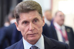 Олег Кожемяко официально вступил в должность Губернатора Приморья