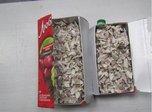 Более 1,5 кг рогов обнаружили уссурийские таможенники  в упаковках от сока