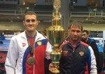 Уссуриец Александр Захаров признан кикбоксером года в России