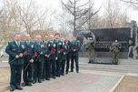 Воинов-интернационалистов почтили уссурийские таможенники