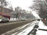 Сегодня в Уссурийске на расчистке дорог и тротуаров от снега будет задействовано 10 единиц техники